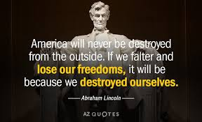Abe Lincoln Quotes Mesmerizing TOP 48 QUOTES BY ABRAHAM LINCOLN Of 48 AZ Quotes