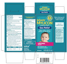 Infants Mylicon Gas Relief Original