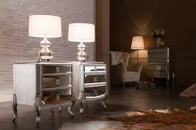 Silver Painted Bedroom Furniture Lamps For Bedroom Nightstands