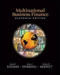 Multinational business finance - 11th ed - Adw - addison wesley (pearson) -  Livros de Administração - Magazine Luiza