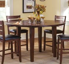 Tall Round Kitchen Table Contemporary Decoration Tall Round Dining Table Terrific Tall