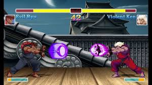 ultra street fighter ii the final challengers game over online