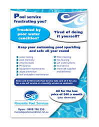 pool service flyers. More Flyer Entries From This Contest Pool Service Flyers