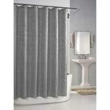 hookless shower curtain white hookless shower curtain with snap liner no hook shower curtain