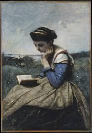 femme lisant femme lisant