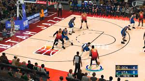 NBA 2K20 Nuggets vs Jazz Game 6 Max Quality - YouTube
