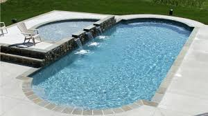 Fiberglass Swimming Pool Designs Interesting Decorating
