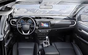 2018 toyota 4runner interior. beautiful interior 2018 toyota hilux redesign in toyota 4runner interior l