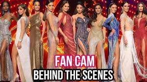 TOP 10 EVENING GOWN COMPETITION/ MISS UNIVERSE 2020 / FAN CAM / MY CAM &  BEHIND THE SCENES - YouTube