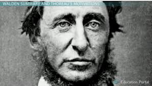 henry david thoreau s walden summary and analysis video  henry david thoreau
