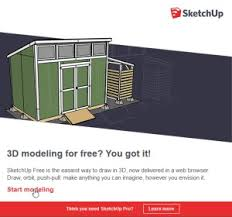 Sketchup Make Free Pro Or Shop Which Version For