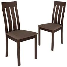huson upholstered dining chair set of 2
