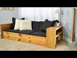 diy sofa bed turn this sofa into a