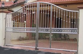 Hasil gambar untuk pagar stainless steel