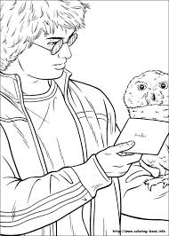 Small Picture 28 best harry potter coloring pages images on Pinterest Harry