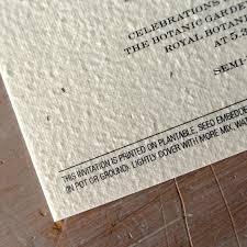 plantable wedding invitations canada invitation template plantable wedding invitations