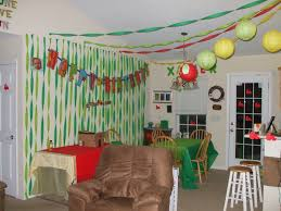 Small Picture Party Decorations At Home With Others Birthday Party Decoration
