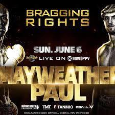 Mayweather vs Logan Paul PPV – WooToop Marketplace