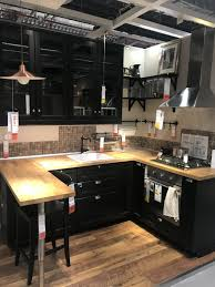 ikea kitchen designs are perfect for small spaces like this one