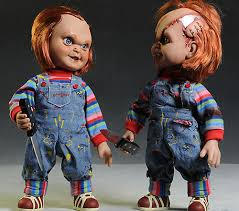 life size chucky doll review and photos of chucky childs play talking action figure from