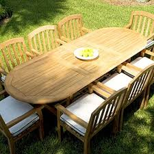 teak outdoor dining table and benches. montserrat oval teak extension table for indoors a outdoor dining and benches