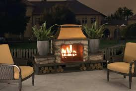 outdoor fireplace kits best thrifty outdoors