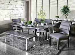 rustic chic dining room ideas. Image Of: Rustic Dining Room Furniture Chic Ideas