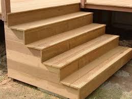 Wir zeigen ihnen schritt für schritt, wie sie den holztritt selber bauen können. Holz Terrassen Aus Bangkirai Und Hartholz