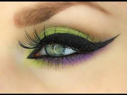 witch eye makeup 1968