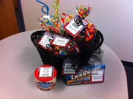 60th birthday gift basket