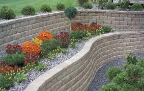 8 segmental retaining wall block walls