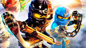 LEGO Ninjago Shadow of Ronin Launch Trailer - YouTube