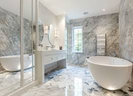 mini groundlights feature the free standing egg bath as well as providing background and night lighting luxury master bathroomslighting ideaslighting