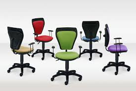 coloured office chairs. 2 10353 E · Ministyle Various Colors Coloured Office Chairs O