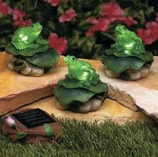 17 Best Light Your Garden U0026 Outdoor Space Images On Pinterest Solar Frog Lights