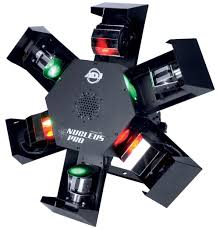 how to dj lights equipment
