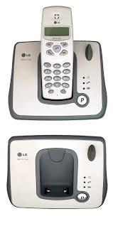 Обзор <b>DECT</b>-<b>телефона</b> LG GT-7130