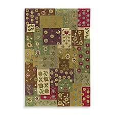 Clearance & Savings - Bed Bath & Beyond & image of Kaleen Patchwork Rug in Ivory Adamdwight.com