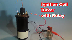 easy high voltage ignition coil and relay easy high voltage ignition coil and relay