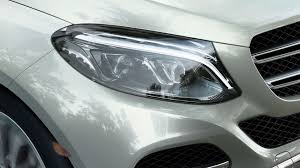 Intelligent Light System Mercedes Benz Gle Led Intelligent Light System