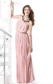 Simple Elegant Cheap Simple Elegant Sheath Column Strapless Empire Floor Length
