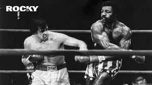 A still from Rocky