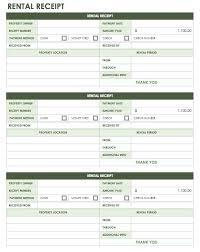 Free Business Receipt Templates Travel Agency Bill Format