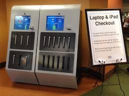 Library Vending Machine Unique Laptop IPad Checkout Machine At SJCPL Tame The Web
