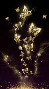 Iphone Live Butterfly Wallpaper