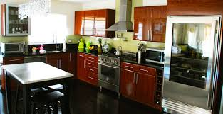 Most Popular Granite Colors For Kitchens Be Brave To Apply Espresso Kitchen Cabinets With Granite Roy