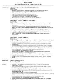 Investment Banking Resume Sample Investment Banking Associate Resume Samples Velvet Jobs 9