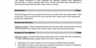 Sample Business Budget Planequallysample Business Plan Report Sample ...