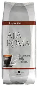 <b>Кофе</b> в зернах <b>Alta Roma</b> Espresso — купить по выгодной цене ...