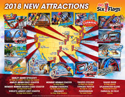 Six Flags St Louis Concert Seating Chart Record Breaking Innovations Highlight New Rides And